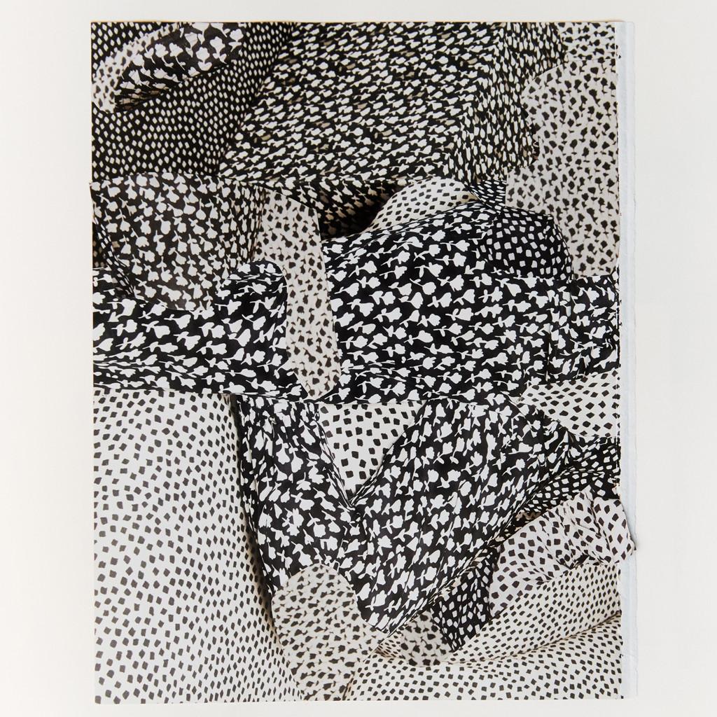 o.T. # 15, 29 x 29 cm, Papier auf Papier